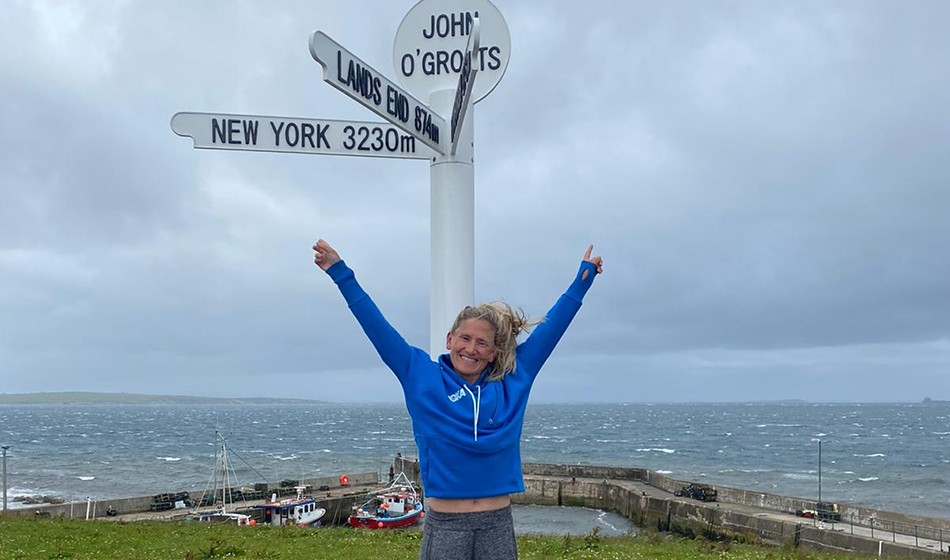 World champs to be created for John O'Groats to Land's End run
