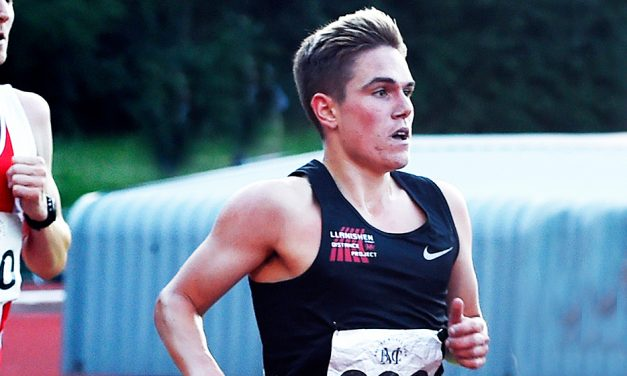 Jake Smith on the shock of winning his debut marathon as a pacemaker