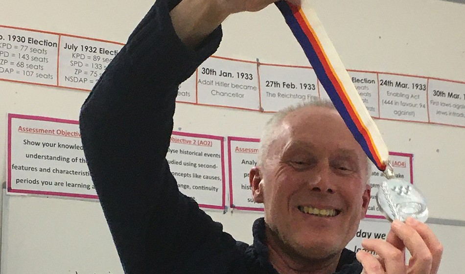 Embracing diversity: Interview with Paralympic gold medallist Mark Farnell