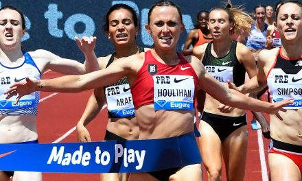 Shelby Houlihan to miss Olympics after nandrolone positive