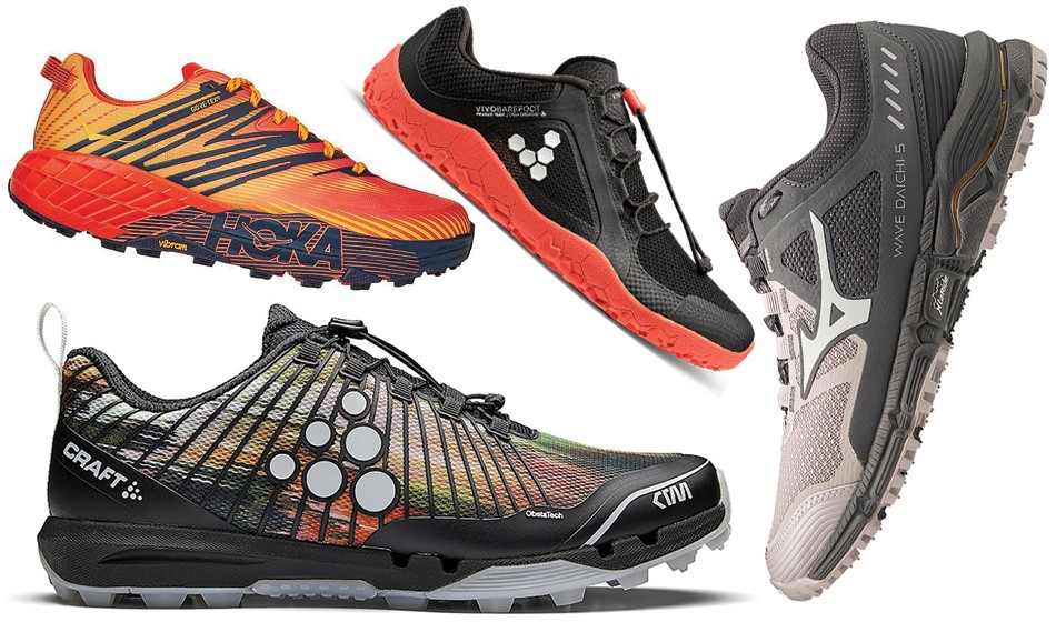 10 of the best trail running shoes - AW