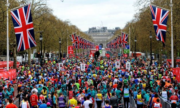 London Marathon to remain in October for 2022 event