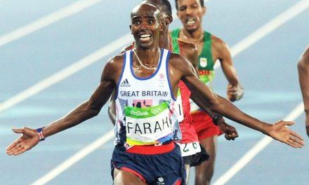 Mo Farah aims to earn Tokyo spot in 10,000m trial in Birmingham