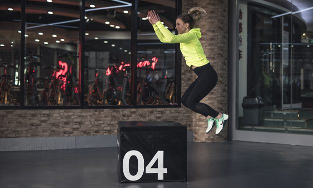 The benefits of plyometric training