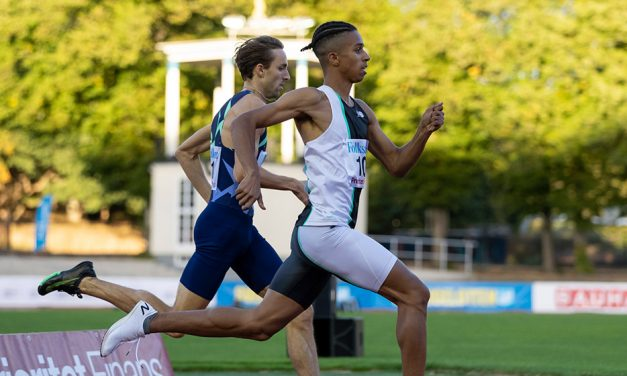 Daniel Rowden and Raevyn Rogers among winners in Gothenburg