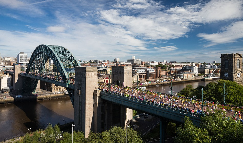 How to enter the Virtual Great North Run