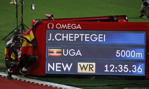 """Cheptegei: """"I thank Kenenisa for inspiring me"""""""