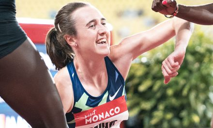 Strong summer boosts Laura Muir after injury