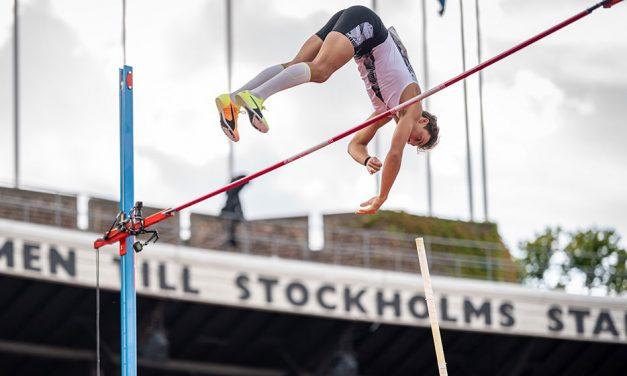 Mondo Duplantis takes aim at another world record