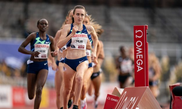 Laura Muir and Jemma Reekie stand out as Brits dominate in Stockholm