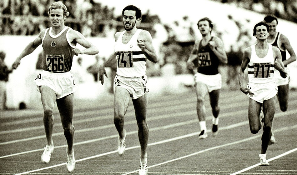 From the AW archive: Beyer shocks Coe and Ovett in Prague 1978 800m