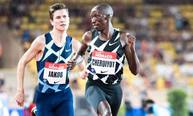 Monaco acts as perfect prelude to the Olympics