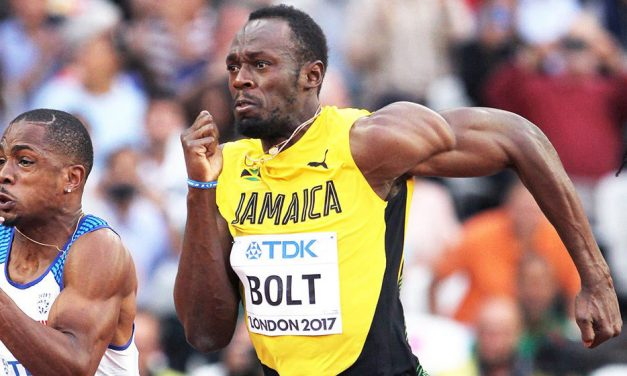Usain Bolt self isolates, with coronavirus positive confirmed