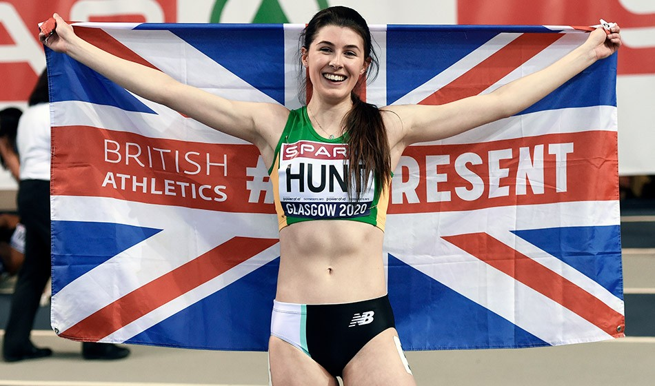 Amy Hunt looks forward to delayed Olympics