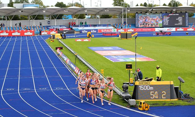 Müller British Athletics Championships, Sportcity