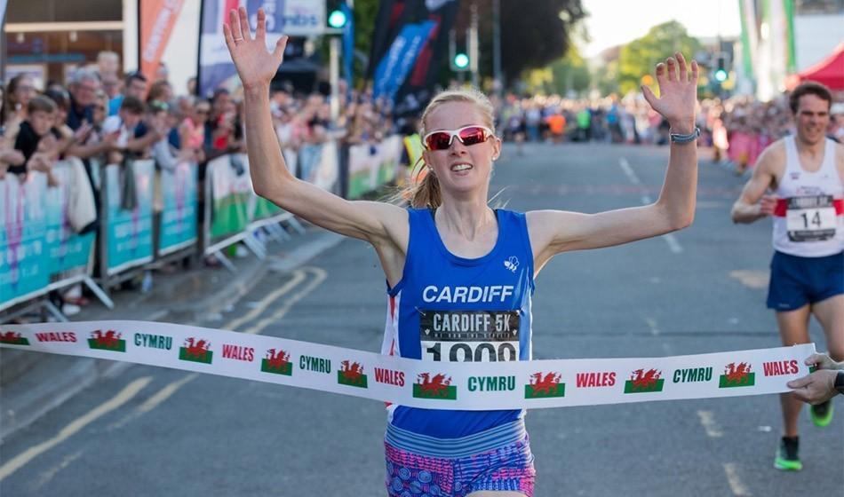 Charlotte Arter to race Cardiff Sunset 5km