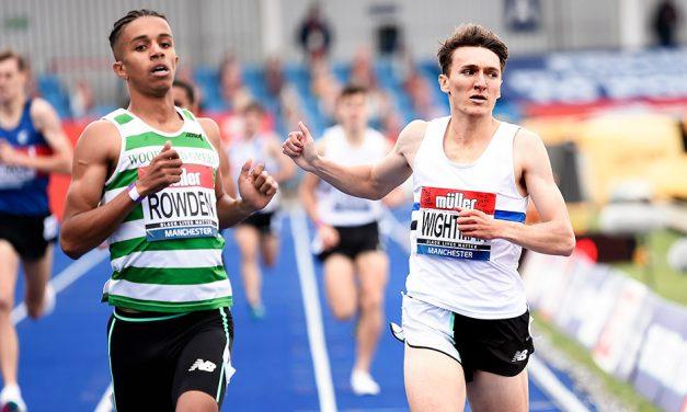 Daniel Rowden beats Jake Wightman to British 800m title