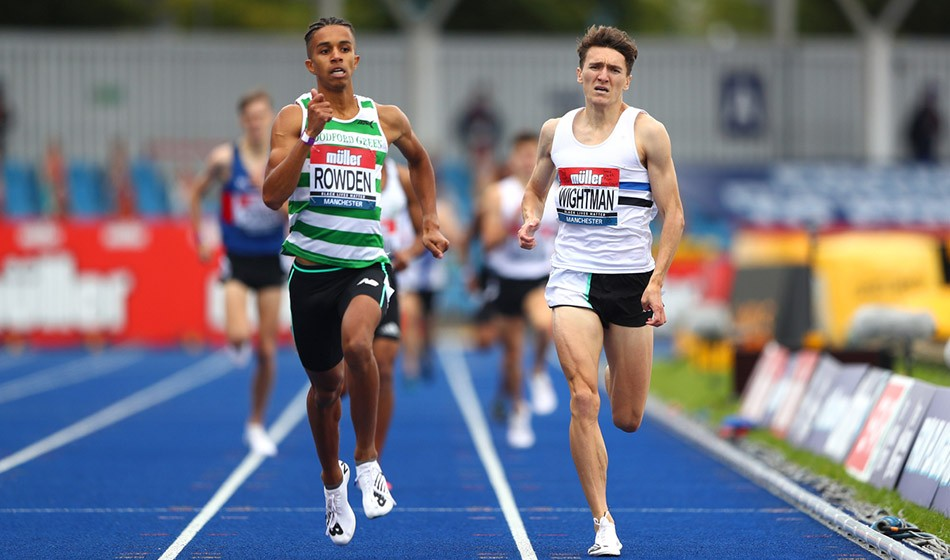 British athletes are raising the bar, says Mo Farah