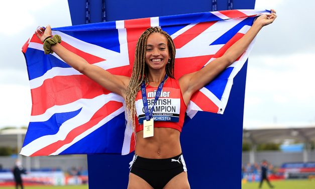 Hannah Williams succeeds sister Jodie to take 200m UK crown