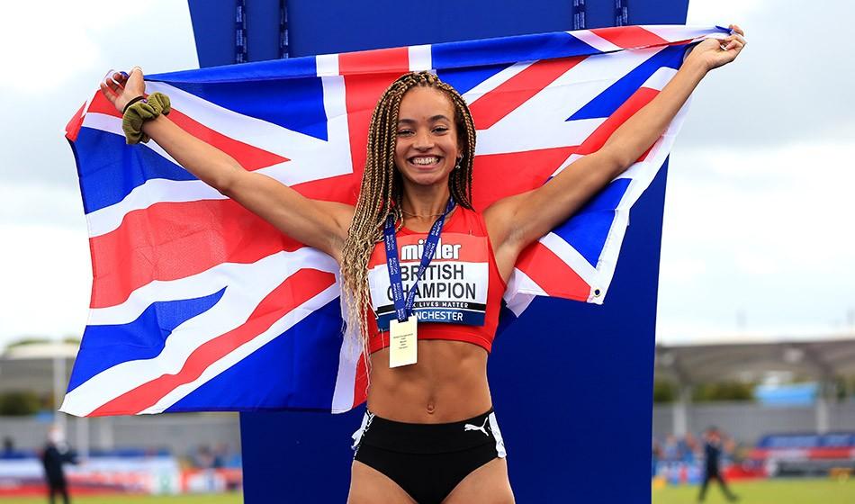 Hannah Williams succeeds sister Jodie to take 200m UK crown