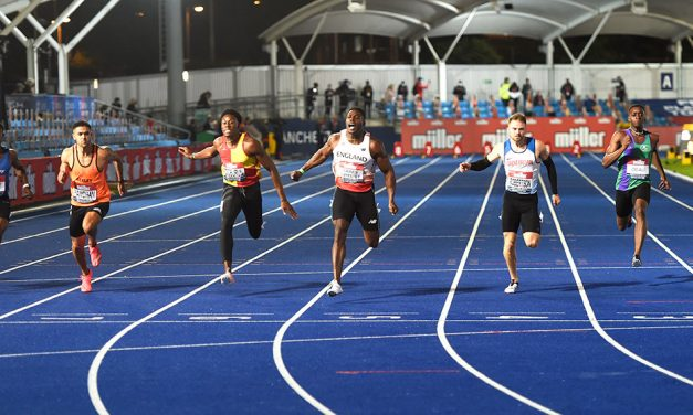 Harry Aikines-Aryeetey strikes British Championships gold at last