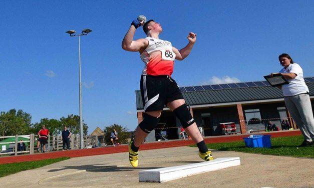 Lewis Byng breaks British U20 record – weekly round-up