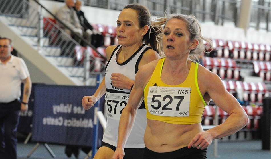 Mastering the ageing process in athletics