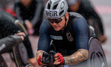 """David Weir on why """"doing it for me"""" has to be key"""