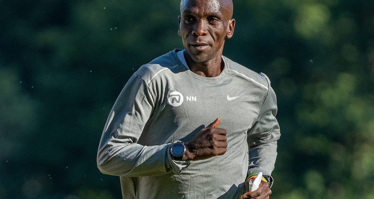"""Kipchoge and Bekele are """"motivating each other"""""""