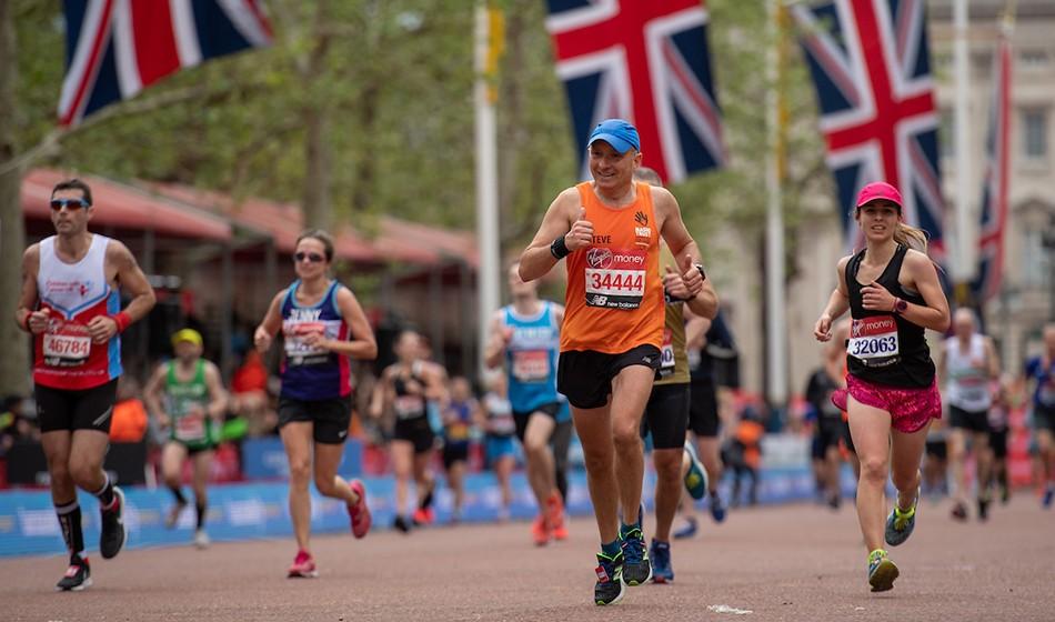 Ronners ready for virtual London Marathon