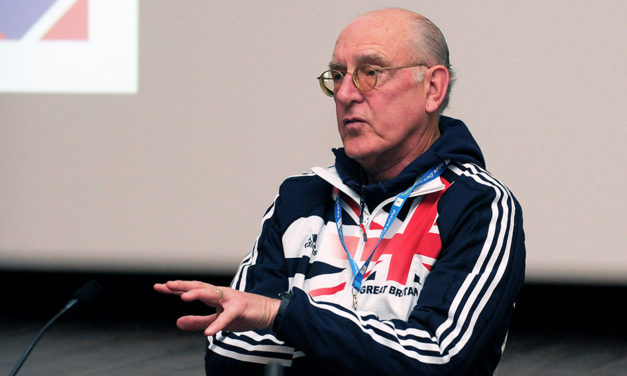 Coaching legend George Gandy dies