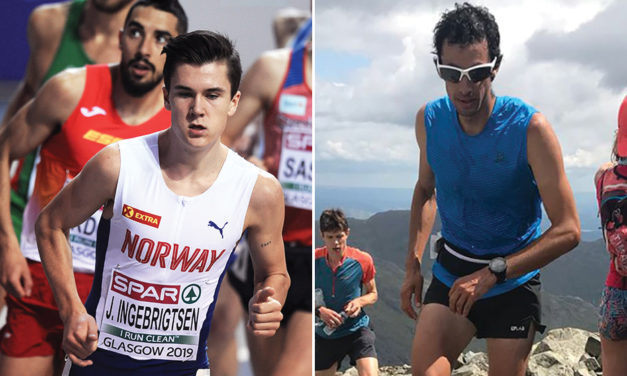 Jakob Ingebrigtsen and Kilian Jornet set for Norway 10km
