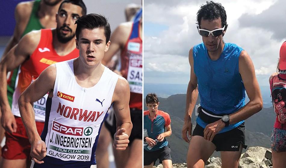 Jakob Ingebrigtsen and Kilian Jornet set for Norway 10km