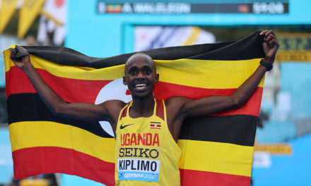 Kiplimo crowned world half-marathon champion