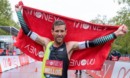 Jonny Mellor keen to make his mark on traditional London course