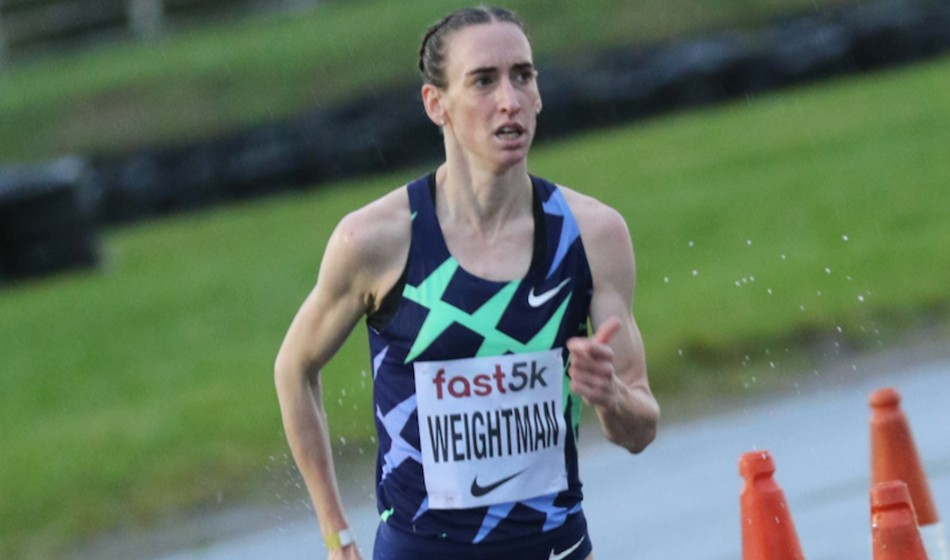 Laura Weightman and Eric Jenkins impress at Fast 5km in Wigan