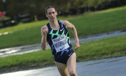 Laura Weightman wants to maintain 5000m momentum