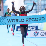 Jepchirchir breaks women-only record in historic World Half
