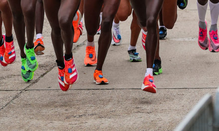 Could super shoes cost athletes an Olympic medal?