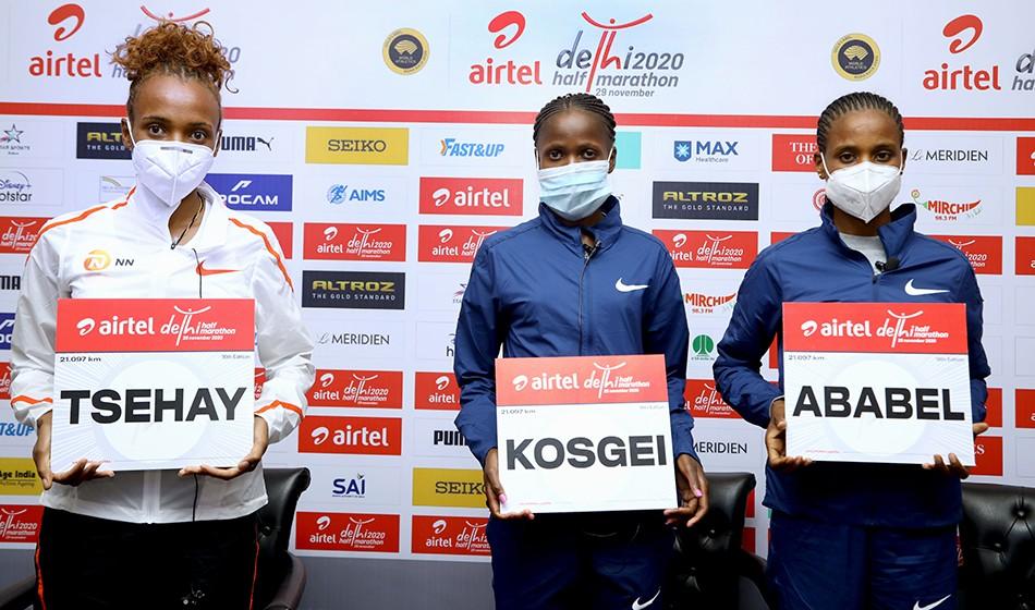Records could fall at Delhi Half Marathon
