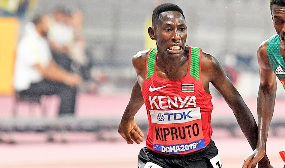 Conseslus Kipruto charged with 'defilement'