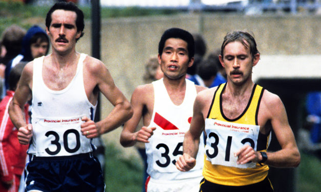 The last real British Olympic marathon trial