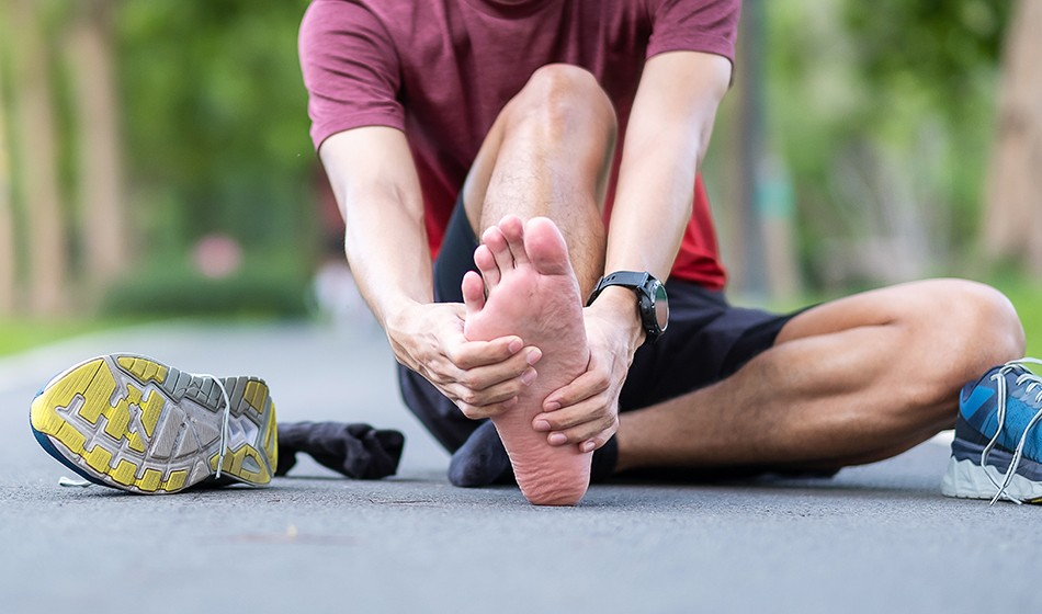Ask the physio – plantar fasciitis