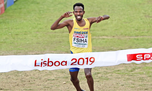 Euro Cross winner Robel Fsiha banned