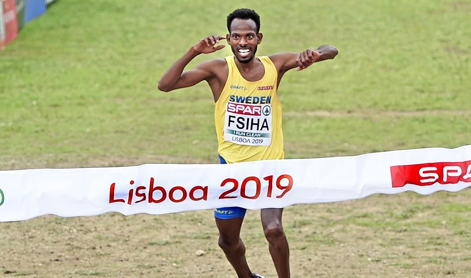 Euro Cross winner Robel Fsiha banned