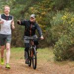 Shane Benzie on the art of running