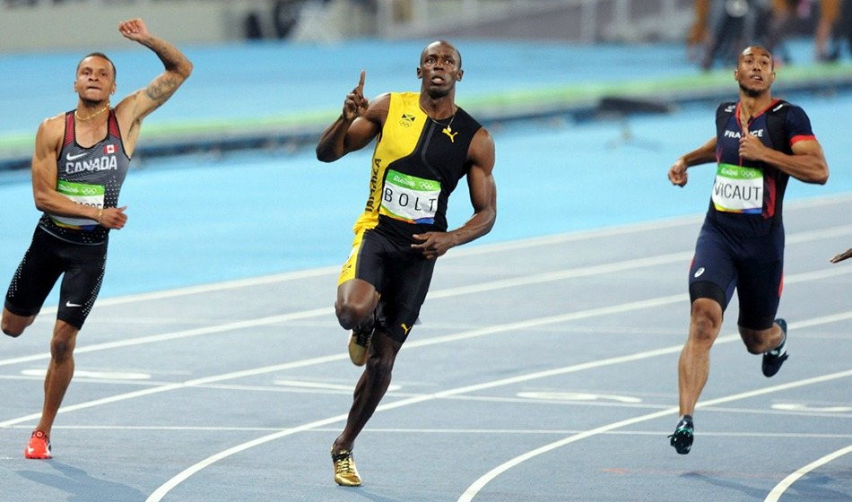 Usain Bolt's Most Memorable Track Moments