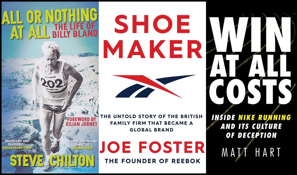 Book reviews: Shoemaker, Win at All Costs and more