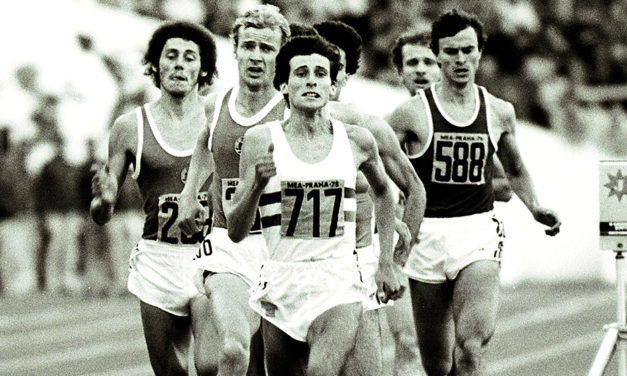 Coe chronicles: 1976 to 1979 – early senior strides to first world record