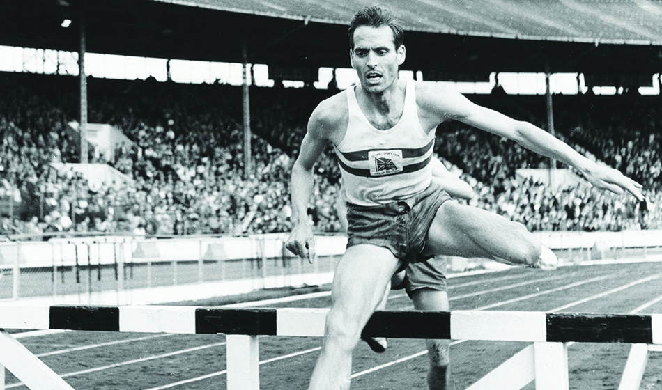 Eric Shirley's rise from rags to running royalty